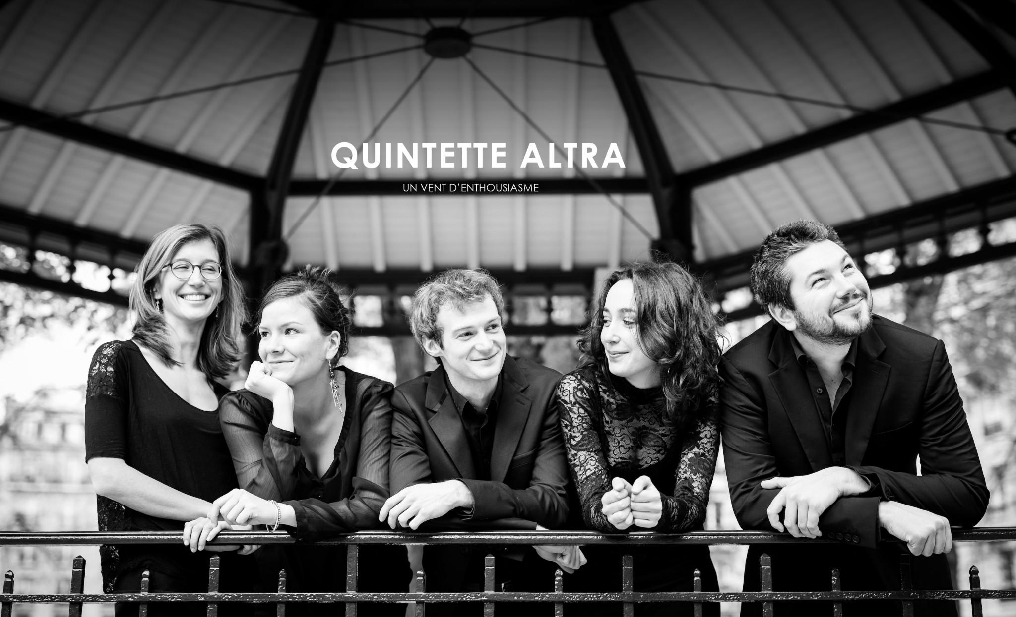 Quintette Altra